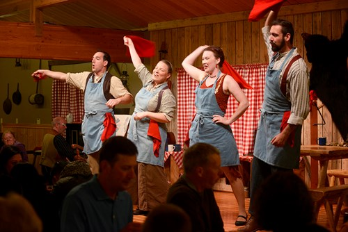 Cabin Nite Dinner Theater