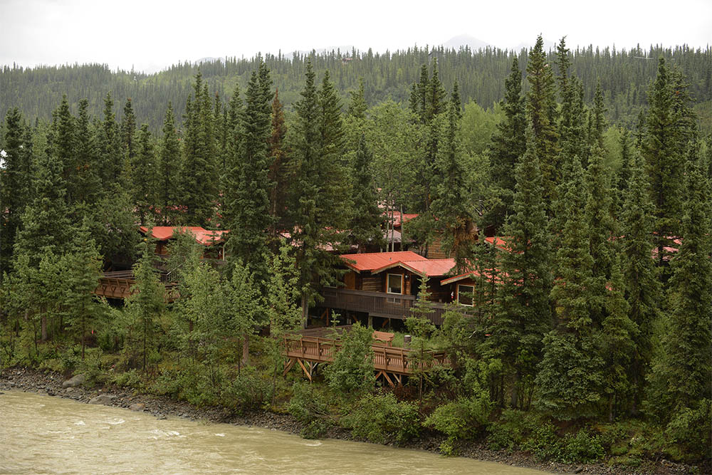 Nearby, Nestled Among The Towering Spruce Trees Along The Nenana River,  Youu0027ll Find The Charming Cabins At Denali Park Village. Each Cozy Cabin  Offers All ...